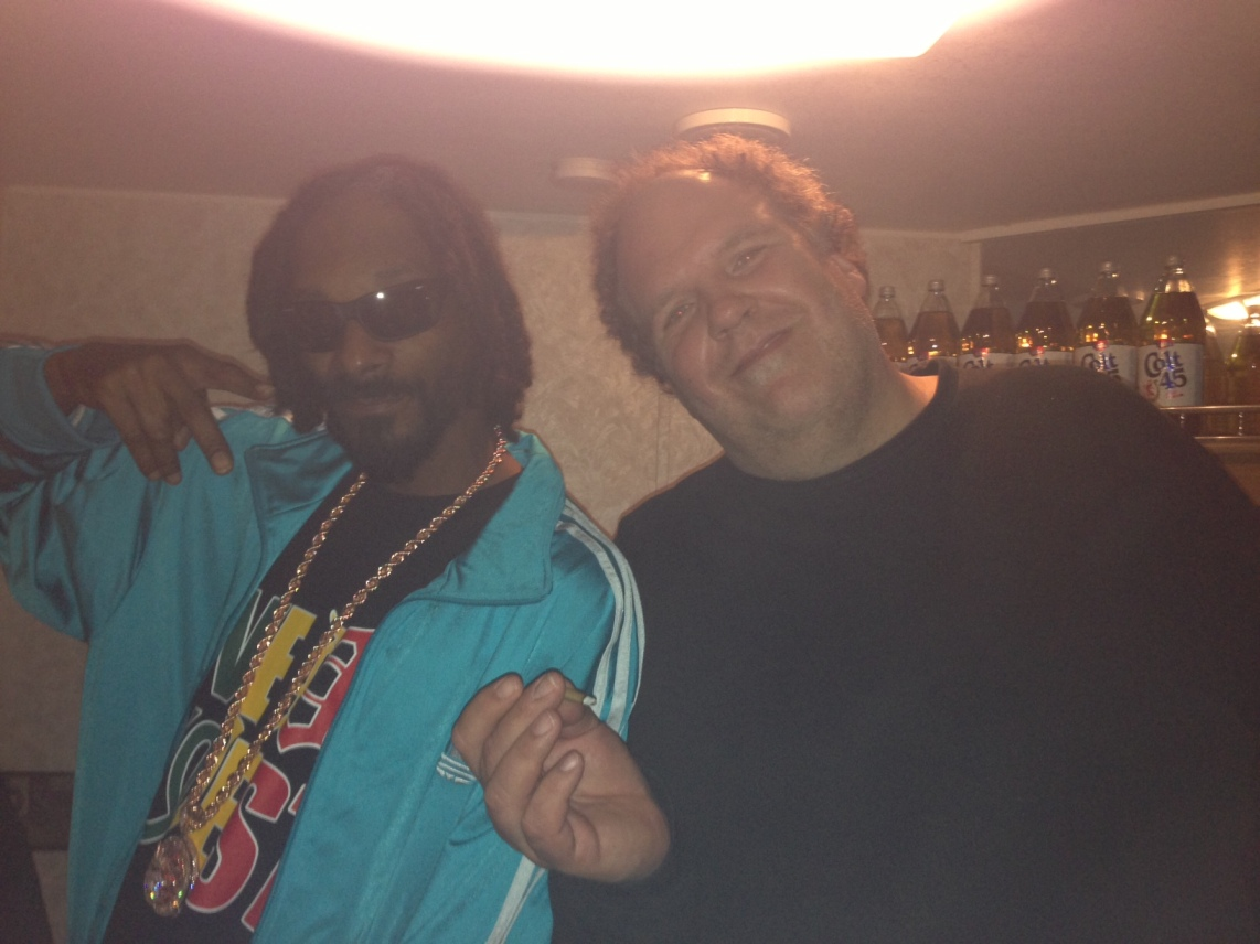Snoop and Hamm